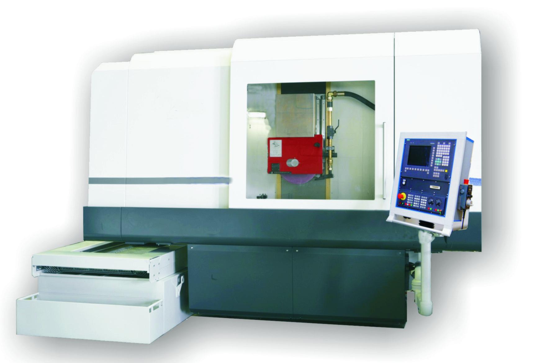 Precison surface grinding